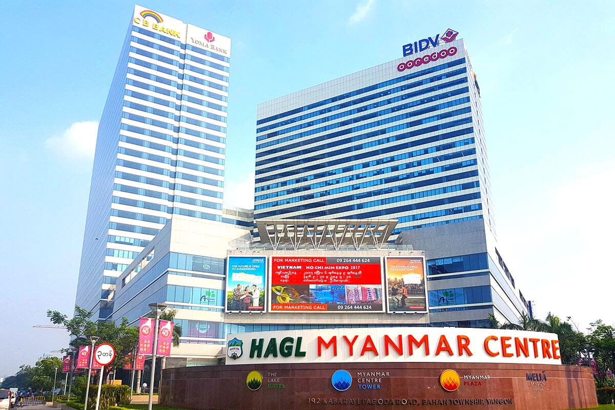 International Office Space   Offices lease Yangon   office